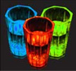 GASGRAIN - Flashing Rainbow Shot Glass