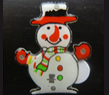 GAMBLSNOW – Magnetic Flashing Snow Man