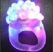 flashing bubble ring